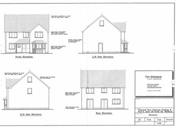 Thumbnail 4 bedroom detached house for sale in Llys Y Brenin, Whitland, Carmarthenshire