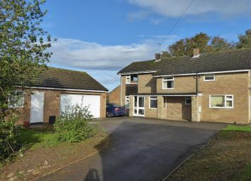 Thumbnail 4 bed detached house for sale in Willoughby Road, Morcott, Oakham