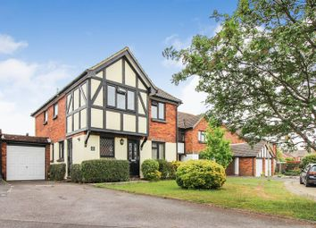 Thumbnail Detached house to rent in Gray Close, Warsash, Southampton