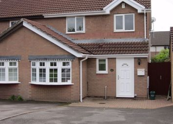 Thumbnail 3 bed semi-detached house to rent in Heol Collen, Cardiff, South Glamorgan