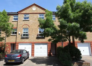 Thumbnail 4 bed property to rent in Osier Mews, London