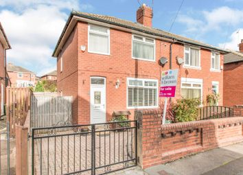 Thumbnail 3 bed semi-detached house for sale in Wooler Drive, Beeston, Leeds