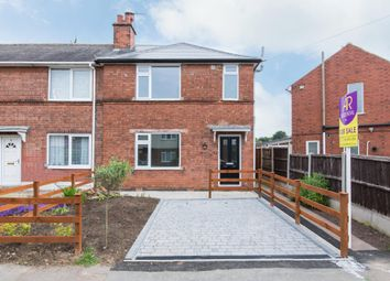 Thumbnail 3 bed end terrace house for sale in Conway Crescent, Carlton, Nottingham