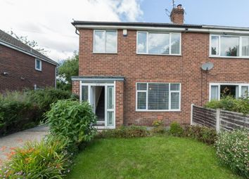 Thumbnail 3 bed semi-detached house for sale in Ringlow Park Road, Swinton, Manchester