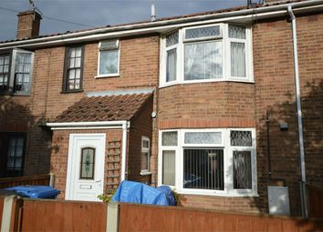 Thumbnail 3 bedroom terraced house for sale in Beverley Road, Norwich