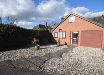 Thumbnail 3 bed semi-detached bungalow for sale in Garrick Way, Stratford-Upon-Avon