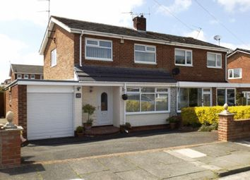 Thumbnail 3 bed property for sale in Eden Grove, Morpeth