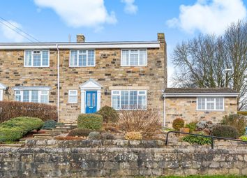 Barrowby Lane, Kirkby Overblow, Harrogate, North Yorkshire HG3. 3 bed end terrace house for sale