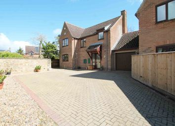 Thumbnail 4 bed detached house for sale in Pound Lane, Isleham