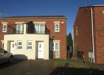 Thumbnail 3 bedroom semi-detached house for sale in Waterside Close, Parkfields, Wolverhampton