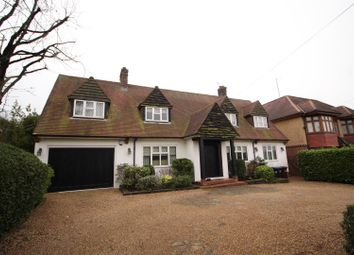 Thumbnail 5 bed detached house for sale in Brookmans Avenue, Brookmans Park, Hatfield