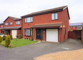 Thumbnail 4 bed detached house for sale in Bay Tree Close, Newton Longville