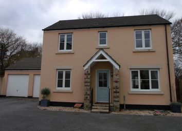 Thumbnail 3 bed detached house to rent in Dipper Drive, Whitchurch, Tavistock
