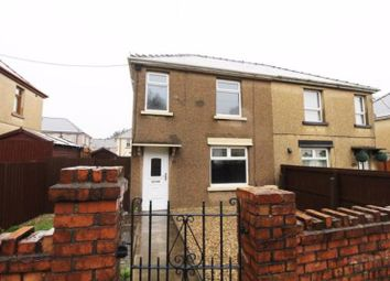 3 bed semi-detached house for sale in Glanffrwd Avenue, Ebbw Vale NP23