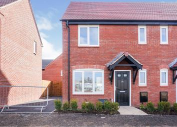 Thumbnail 3 bed semi-detached house for sale in 28 Riber Drive, Chellaston