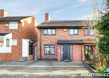 3 bed semi-detached house for sale in Cromwell Lane, Northfield B31
