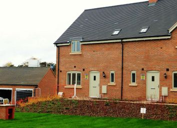 Thumbnail 3 bed terraced house for sale in St Thomas Priory, Stafford