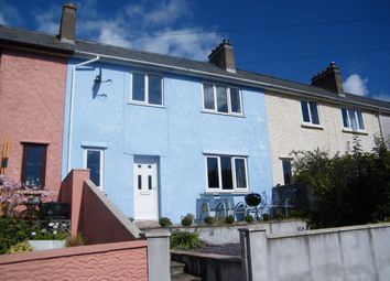 Thumbnail 3 bed terraced house to rent in Flushing, Falmouth, Cornwall