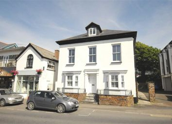 Thumbnail 2 bed flat for sale in The Strand, Bude, Cornwall