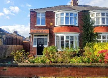 Thumbnail 3 bed semi-detached house for sale in Clepstone Avenue, Middlesbrough, North Yorkshire