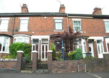 Thumbnail 3 bed terraced house to rent in Princes Road, Penkhull, Stoke-On-Trent