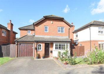 Thumbnail 4 bedroom detached house for sale in Hanworth Lane, Chertsey