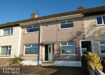 Thumbnail 3 bedroom terraced house for sale in Heatherfields, Broughton Moor, Maryport, Cumbria