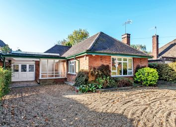 Thumbnail 3 bed detached bungalow for sale in Blackbridge Road, Hook Heath, Woking