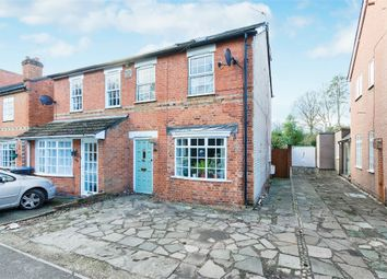 Thumbnail 3 bed semi-detached house to rent in St Judes Road, Englefield Green, Egham, Surrey