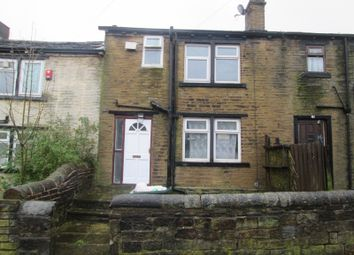 Thumbnail 2 bedroom terraced house to rent in Holme Top Lane, Bradford