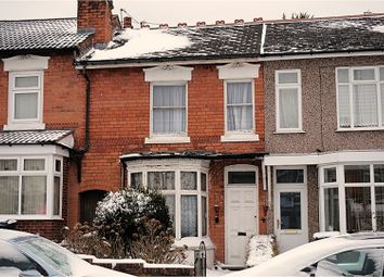 Thumbnail 3 bedroom terraced house for sale in Heather Road, Small Heath