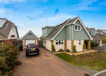 Thumbnail 3 bed detached house for sale in Brooklands Close, Herne Bay