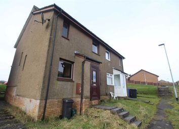 Thumbnail 1 bed flat for sale in Dougliehill Road, Port Glasgow