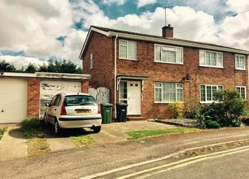 Thumbnail 3 bed semi-detached house for sale in St. Anselm Place, St Neots, Cambridge