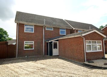 Thumbnail 3 bed detached house for sale in Harrisons Drive, Sprowston, Norwich
