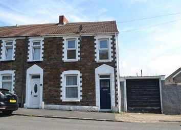Thumbnail 2 bed end terrace house for sale in Watkin Street, Mount Pleasant, Swansea