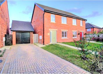 Thumbnail 3 bed semi-detached house for sale in Silvermede Road, Billingham