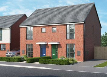 "Thumbnail 3 bed property for sale in ""The Meadowsweet"" at Market Centre, High Street, Bloxwich, Walsall"