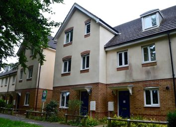 Thumbnail 4 bed terraced house for sale in Tristram Close, Yeovil
