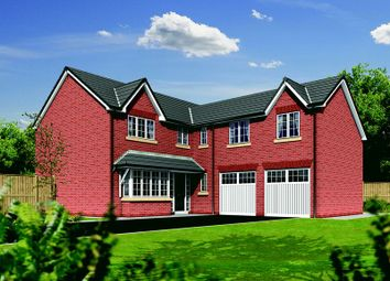 Thumbnail 5 bedroom detached house for sale in Almond Brook Road, Standish, Wigan