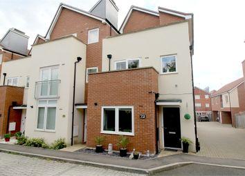 Thumbnail 3 bed end terrace house for sale in Carradine Crescent, Oxley Park, Milton Keynes, Buckinghamshire