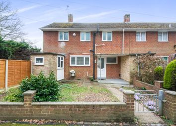 Thumbnail 3 bedroom semi-detached house for sale in Porlock Road, Southampton