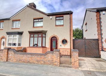 Thumbnail 3 bed semi-detached house for sale in Sheridan Street, Walsall