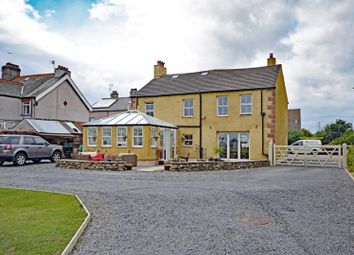 Thumbnail 4 bed detached house for sale in Main Street, Silecroft, Millom