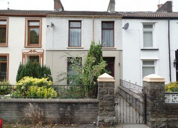 Thumbnail 3 bed terraced house to rent in Union Terrace, Merthyr Tydfil