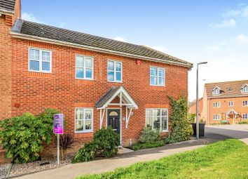 Thumbnail 3 bed terraced house for sale in Horne Road, Thatcham