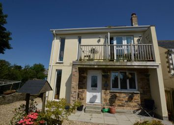 Thumbnail 4 bed detached house for sale in Melrose Terrace, Fraddon, St. Columb, Cornwall