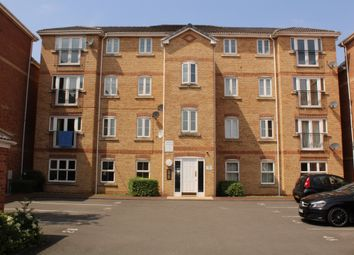 Thumbnail 2 bed flat for sale in Harper Grove, Tipton