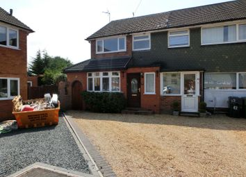 Thumbnail 4 bed end terrace house for sale in Windrush Road, Hollywood, Birmingham