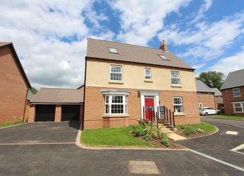 Thumbnail 5 bed detached house for sale in Welbeck Avenue, Burbage, Hinckley